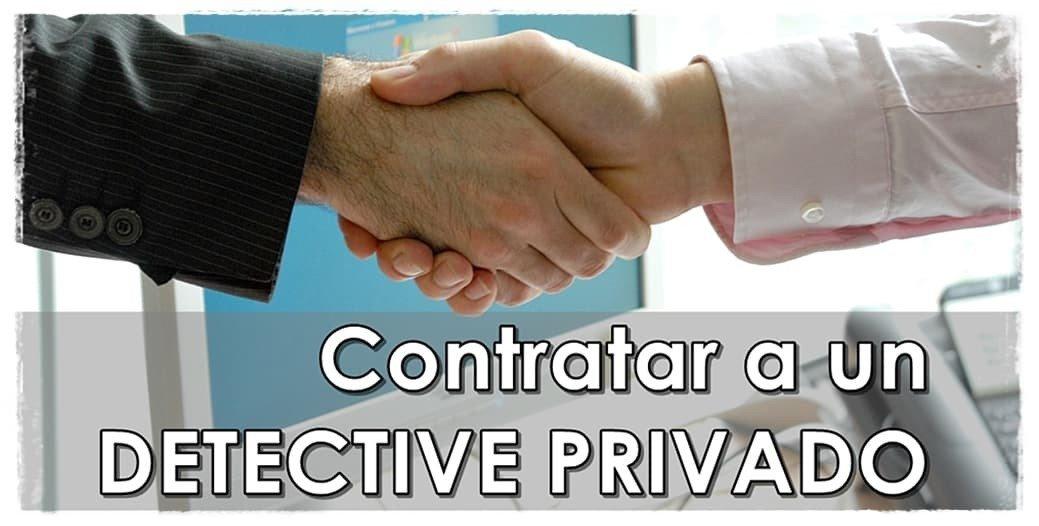 Contratar a un detective privado