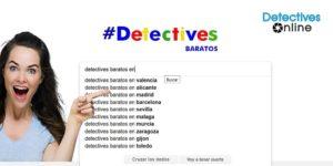 Los detectives más baratos