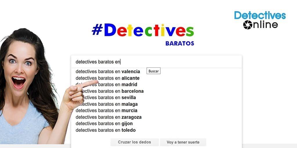 Contratar el detective privado más barato