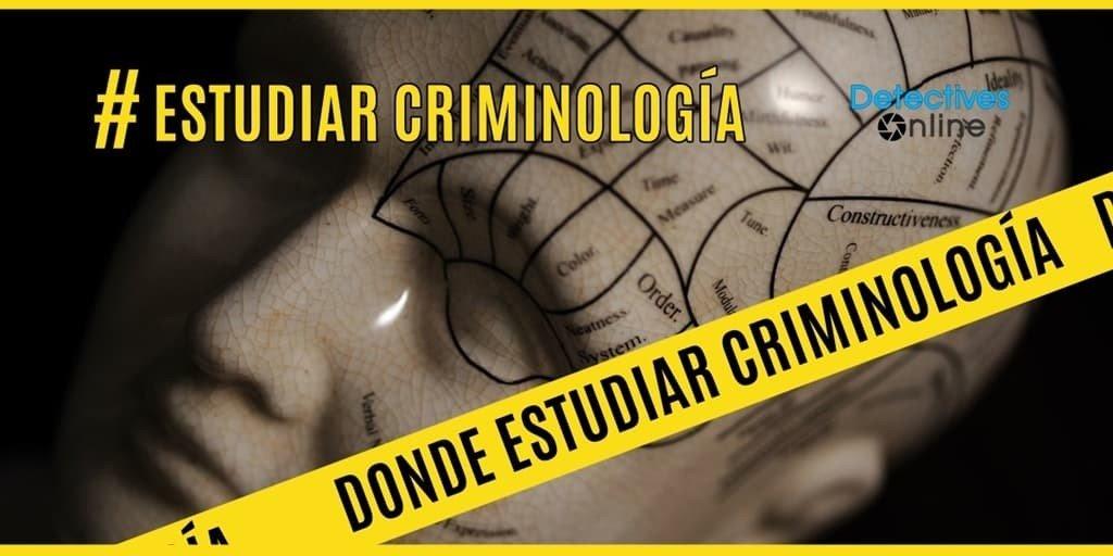 ¿Qué estudiar para ser criminólogo?