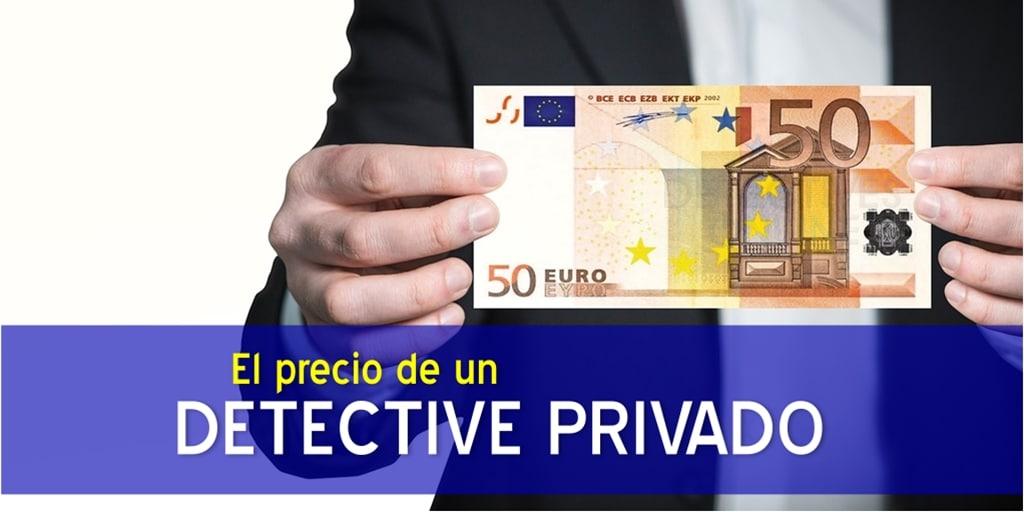 El precio de un detective privado